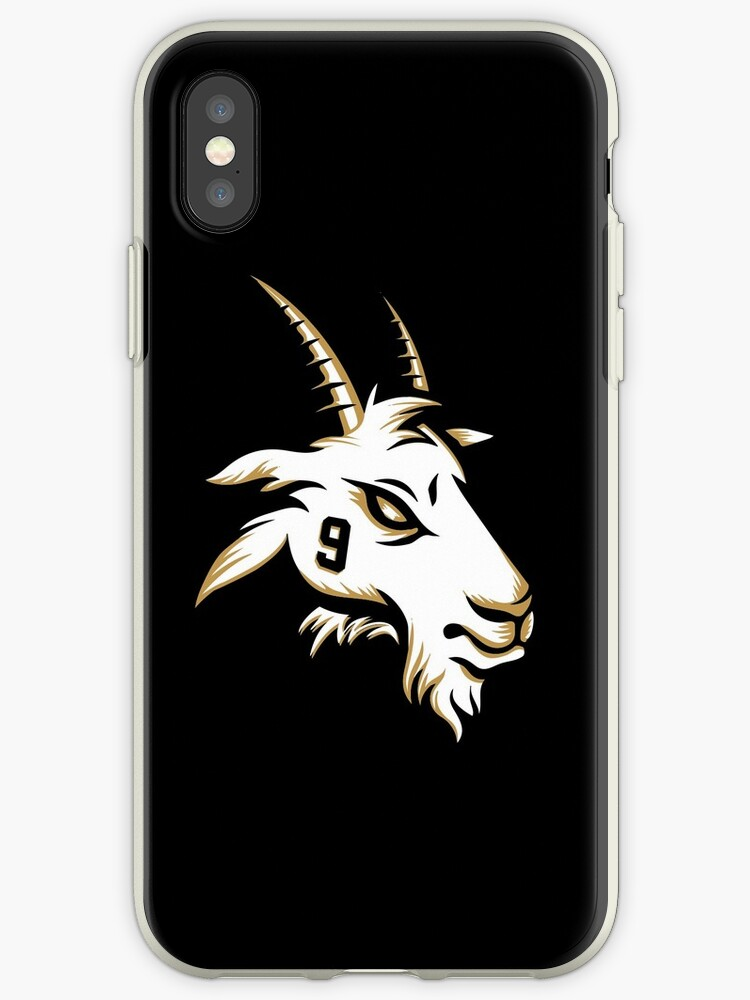 purchase cheap 584b5 8a99f 'Limited Edition Drew Brees GOAT #9, New Orleans Saints Shirts, Mugs &  Hoodies' iPhone Case by GoatGear