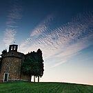 Vitaleta Church by Marco Vegni