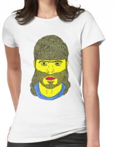 ursus_10 Womens Fitted T-Shirt