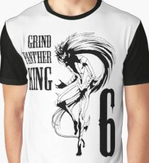 Grimmjow Graphic T-Shirt