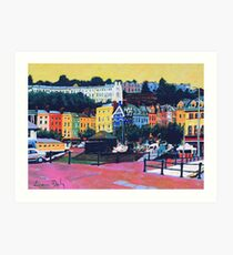 Cobh V (County Cork, Ireland) Art Print