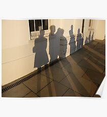 Causing Shadows Poster