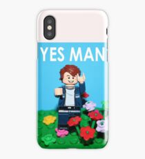 Lego Yes Man  iPhone Case/Skin