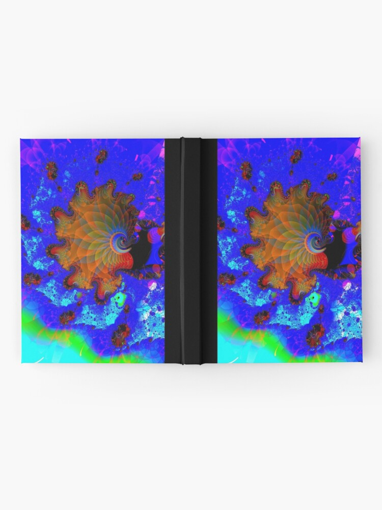 Alternate view of Seahorses Carousel Hardcover Journal
