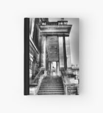 Steps to the Painted Hall Hardcover Journal