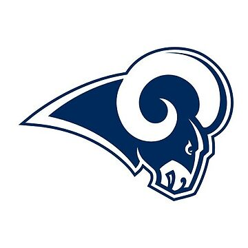LA Rams by Connorlikepie