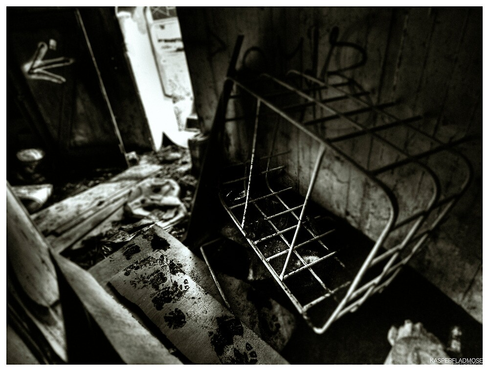 Death to abandoned #4 by KasperFladmose