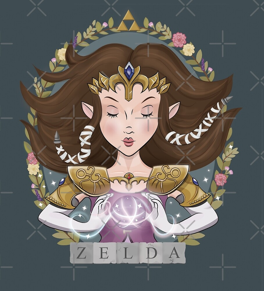 Princess of Hyrule by Bonnabell .