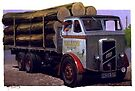 ERF CT 561 six-wheeler. by Mike Jeffries