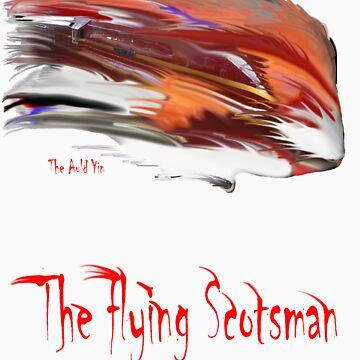 """Flying Scotsman """"T""""  by windana1"""