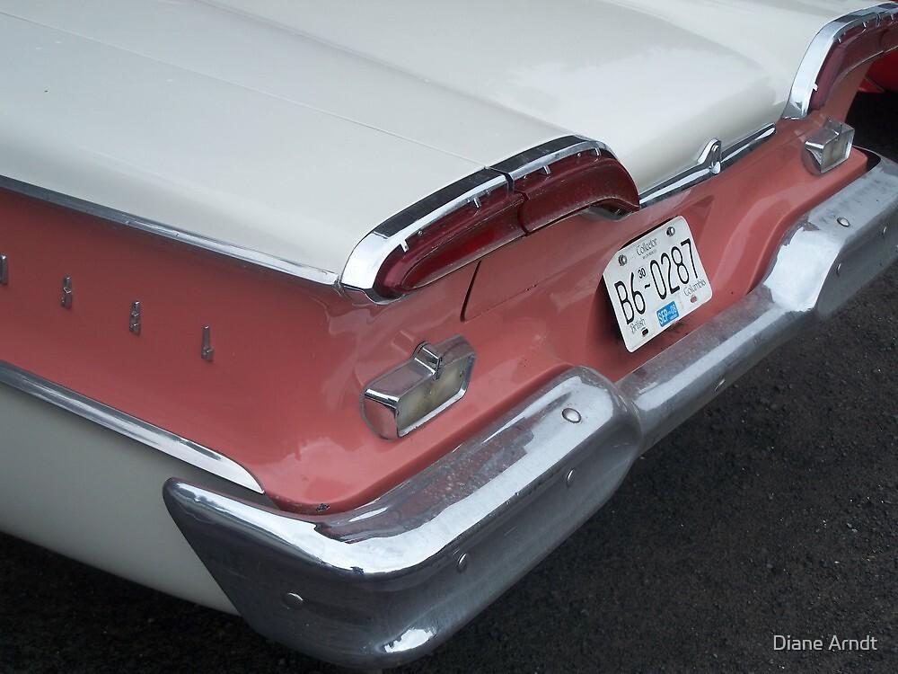 Edsel Backend by Diane Arndt
