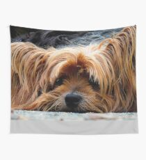 Yorkshire Terrier Wall Tapestry