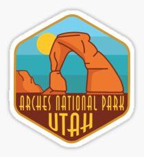 Moab Sticker