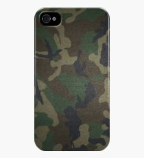 Camouflage iPhone 4s/4 Case