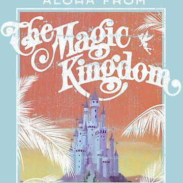 Aloha aus dem magischen Königreich von tonysimonetta