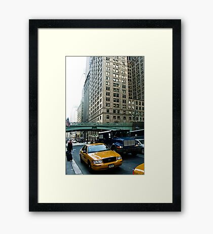 Everyday life 05 Framed Print