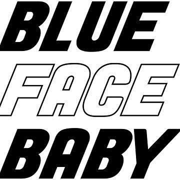 blue face bby by daisylramirez