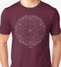 Lotus Petals [white design] T-Shirt