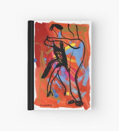 Tango 7 Hardcover Journal