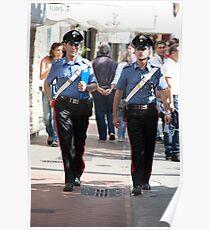 Due Carabinieri Poster