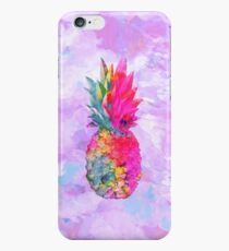Bright Neon Hawaiian Pineapple Tropical iPhone 6 Case