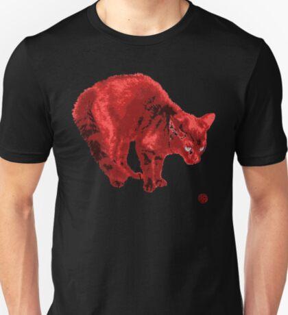 Red Cat T-Shirt