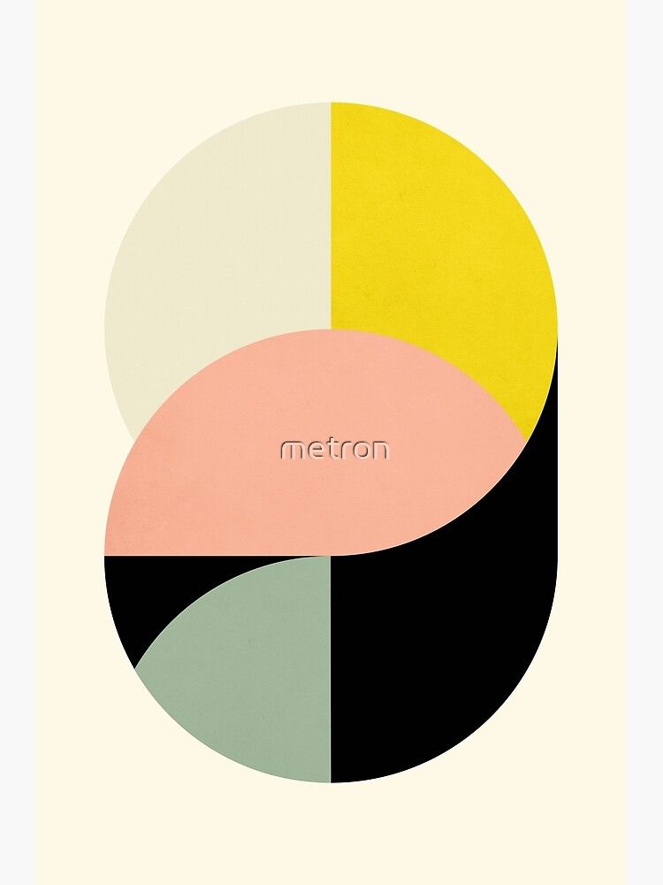 Abstract Circles by metron