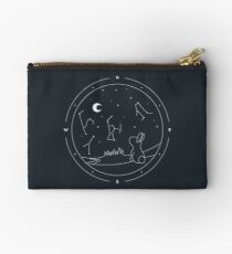Desu-art Winterkaninchen Studio Clutch