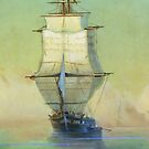 Ship-Ivan Aivazovsky by LexBauer