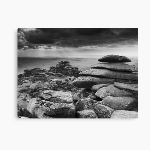 On Roughtor West, Bodmin Moor Canvas Print
