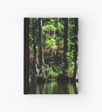 Shine In The Darkness Hardcover Journal