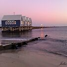 Busselton Jetty, Busselton WA by JuliaKHarwood