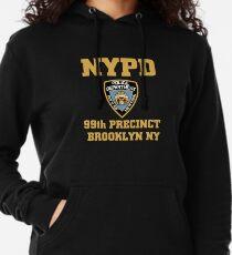 Brooklyn NY - 99 PRECINCT (police jacket / sweatshirt / hoodie / tshirt / tee...) Lightweight Hoodie