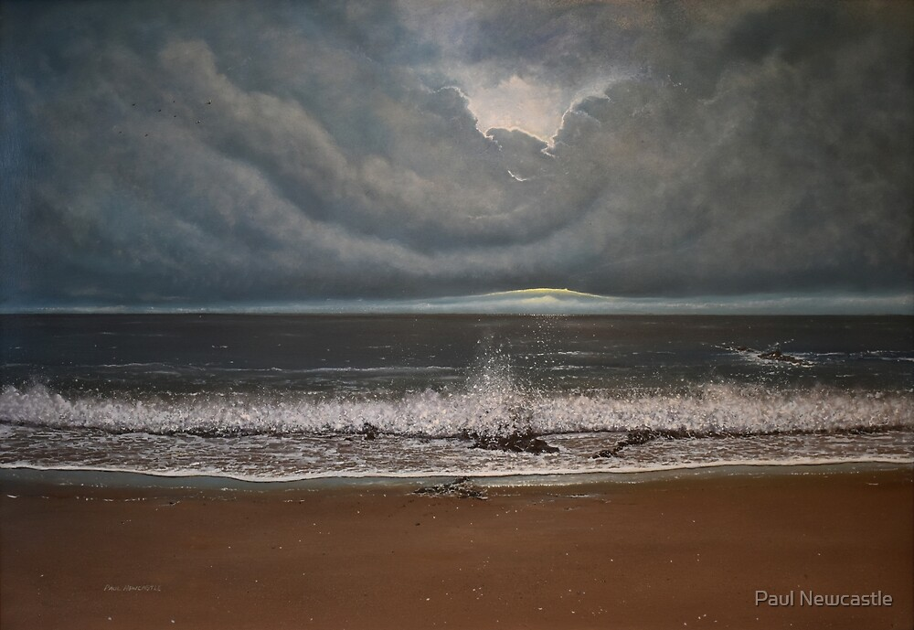 Emerging Light by Paul Newcastle