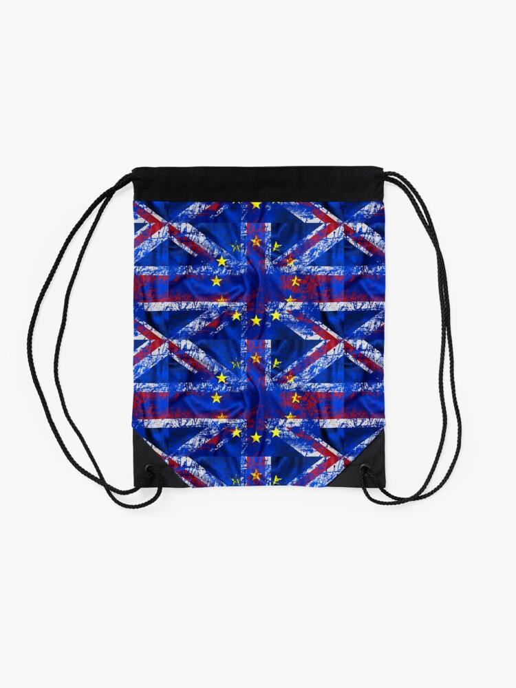 Alternate view of EU  Drawstring Bag