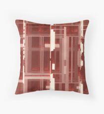 Tint of red # 1 Throw Pillow