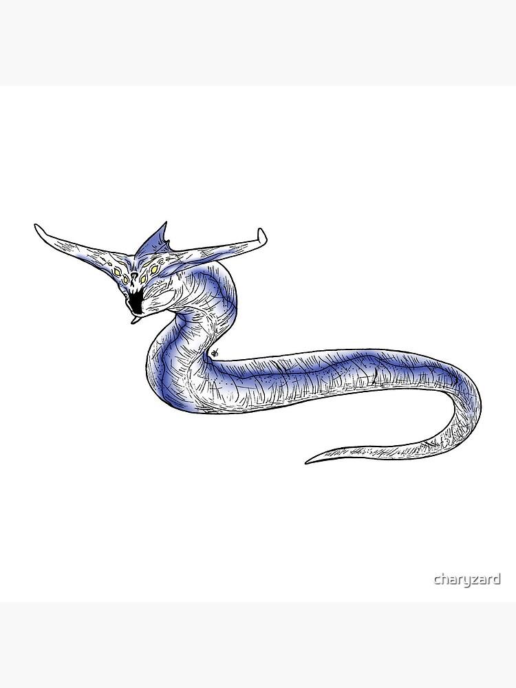 Subnautica - Fantasma Leviatán de charyzard