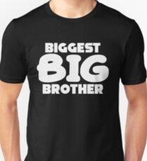 Bruder Geschenk Stiefbruder Halbbruder Unisex T-Shirt