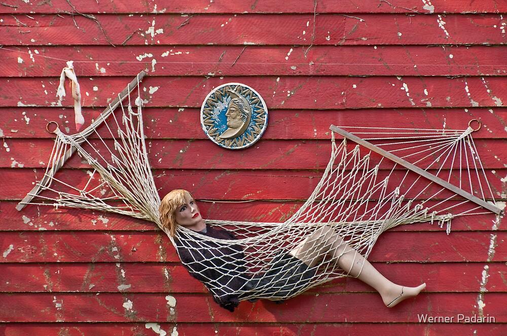 Relaxing by Werner Padarin