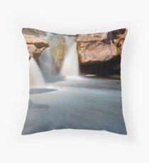 Mckinney Upper Falls Throw Pillow