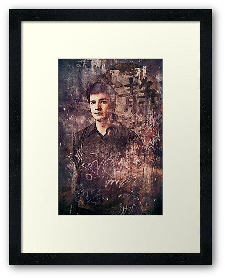 Captain Malcolm Reynolds by David Atkinson