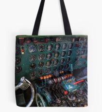 Captain's View Tote Bag