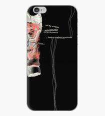 Windpipe - Black iPhone Case