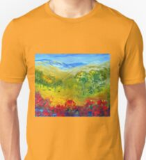 The colour of summer Unisex T-Shirt