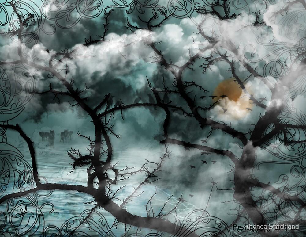 Ground to Bits by Rhonda Strickland