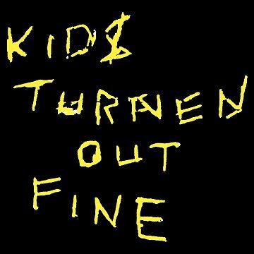 A$AP Rocky // Kids Turned Out Fine  by DesignedByOli