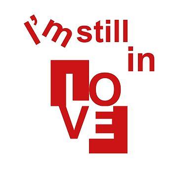 I'm still in love by DeLaFont