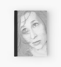 Saucy Madam  Hardcover Journal