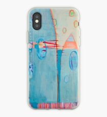 Mind Surfing iPhone Case