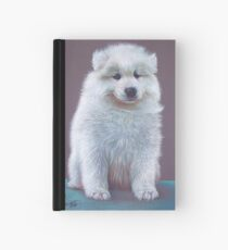 Snow pup Hardcover Journal